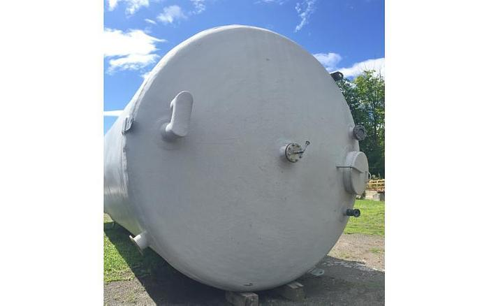 USED 33 000 GALLON TANK, FIBERGLASS