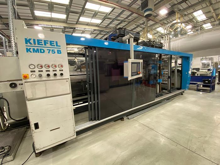 Used 2003 Kiefel KMD 75B