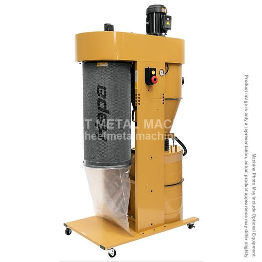 POWERMATIC PM2205 Cyclonic Dust Collector with HEPA Filtration 1792205HK
