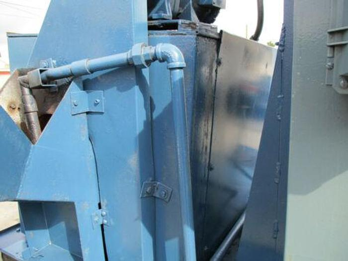 J S MANNOR ROTARY DRUM PARTS WASHER MODEL JSD 1000