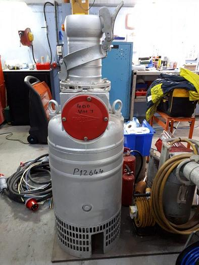 Used 37 kW MT Submersible Pump