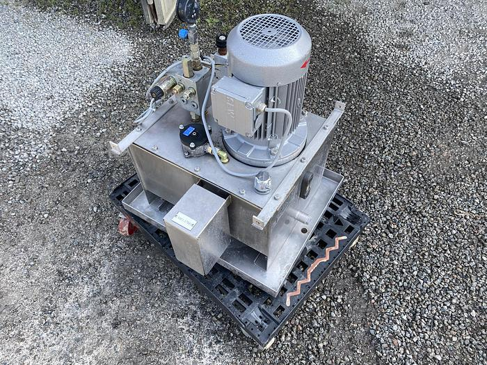 Begagnad Hydraulaggregat DFV100M4