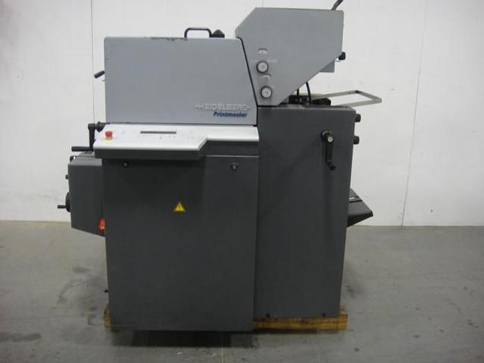Used Heidelberg Printmaster QM 46-2 2001