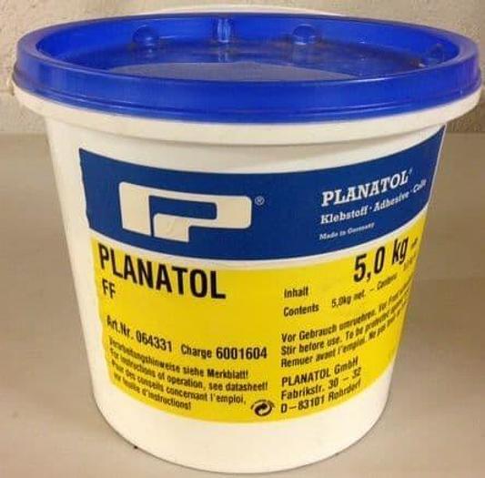 Planatol FF Form-set Glue Adhesive White Bulk Bucket 5.5kg