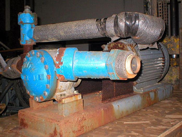 CO2 Positive Pump