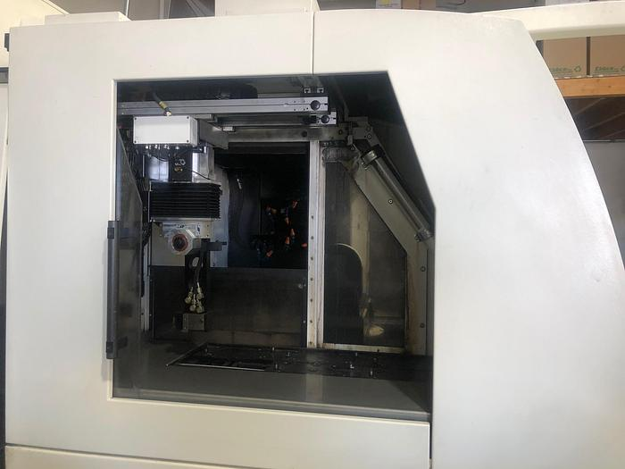 ROLLOMATIC 6000XL 9 AXIS TOOL & CUTTER CUTTER GRINDER