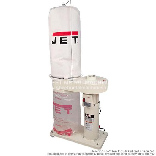 JET DC-650 Dust Collector with 5M Bag Filter Kit 708642MK