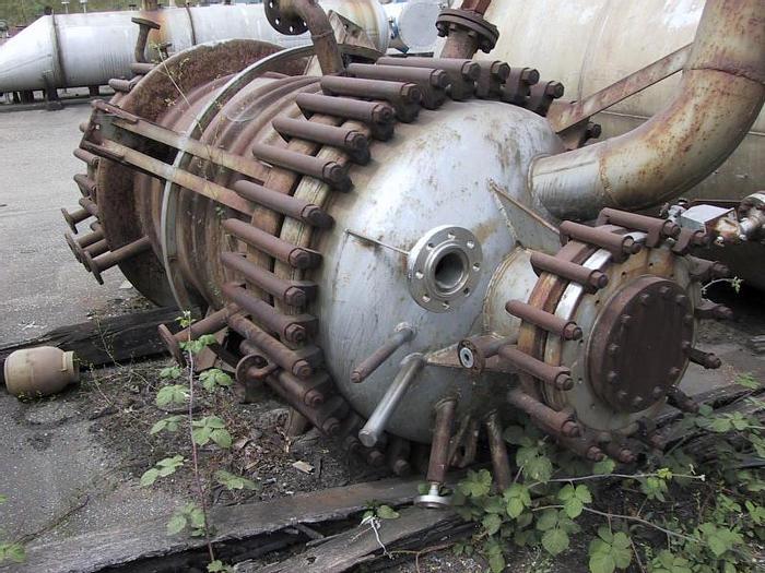 Usata Reattore E.ZANON da 2380 Litri