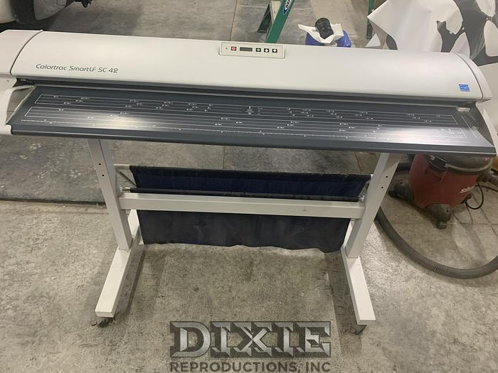 Used Colortrac Smart F SC 42 Scanner