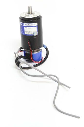 Used QMC 2231-M336 Wired Motor w/ Daido Corp. Incremental Encoder 2500 CH48 (5519)