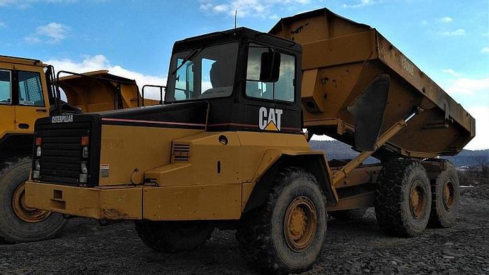 Used 1999 CATERPILLAR D300E II