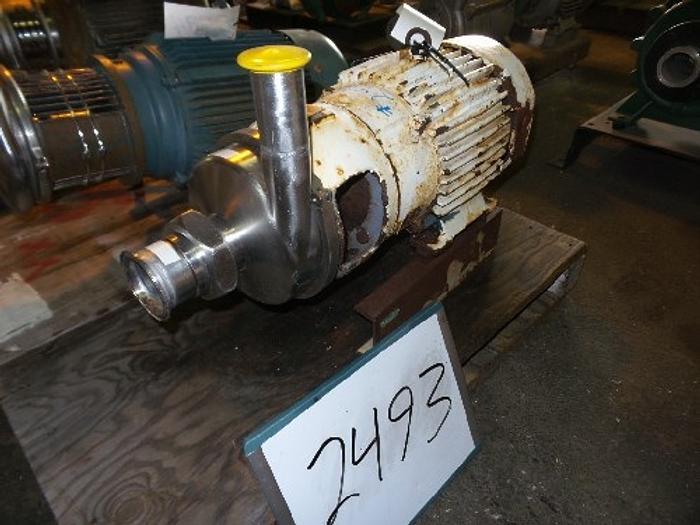 Crepaco 3'' x 2 1/2'' Centrifugal Pump #2493