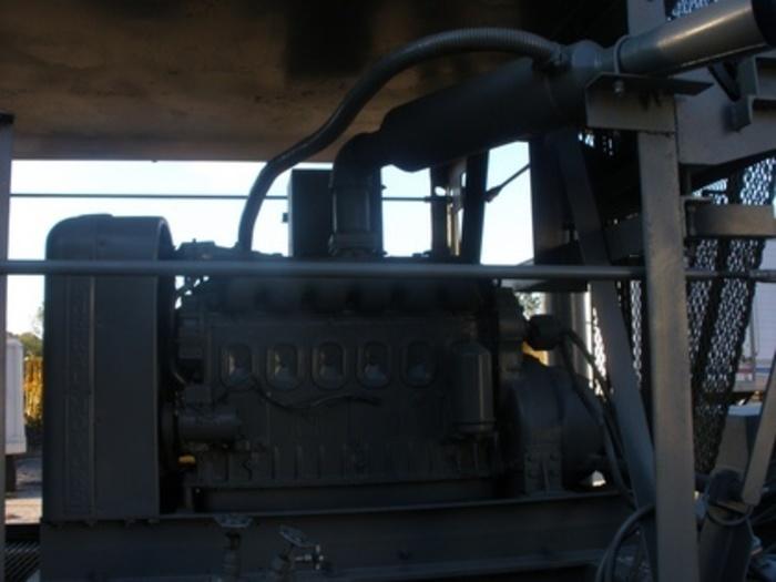 Eagle Iron Works 36 X 8 Pugmill