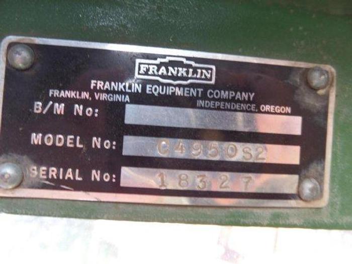 2001 FRANKLIN C4950 S2