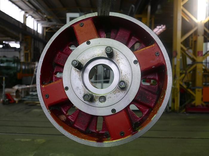 Vierbackenfutter Durchmesser 500 mm