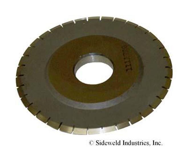 34 Tooth Air Serrating Wheel