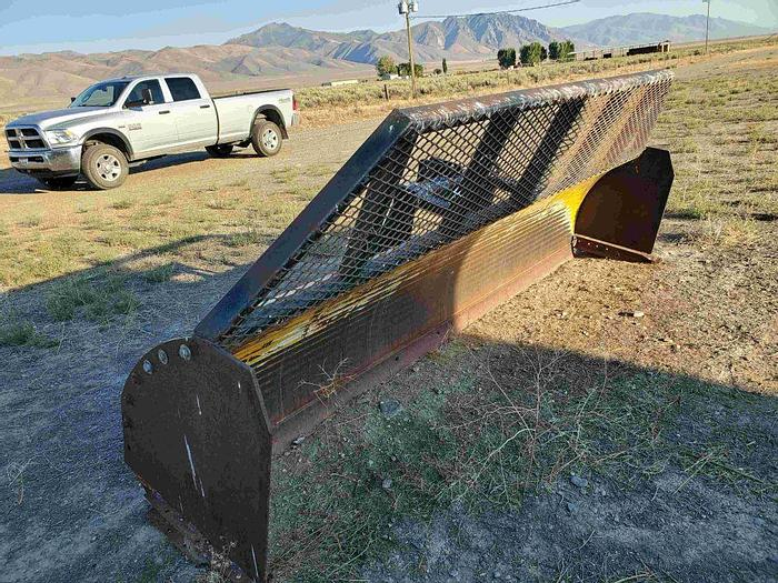 Used 12' Silage Blade for Ford NH 8970 Tractor