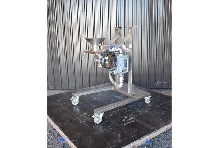 Used USED QUADRO COMIL, MODEL 197, STAINLESS STEEL, SANITARY