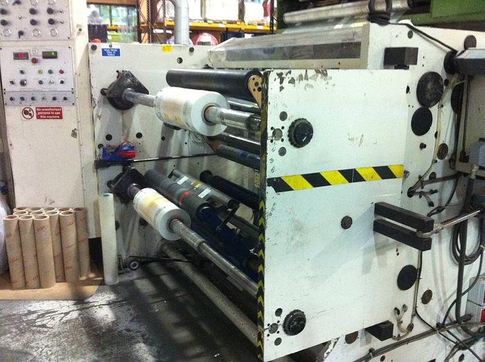 Duffy Eagle - Duplex Slitter rewinder - 1600 mm