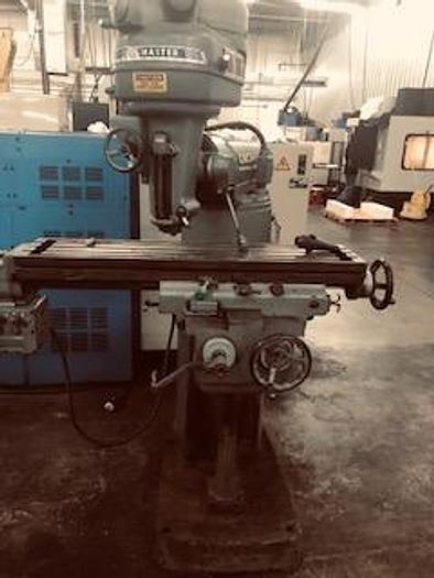 Used Cincinnati Vertical Milling Machine  Milling Machine 10x50