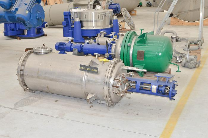 Usata Reattore Fermentatore ZANON da 486 Litri