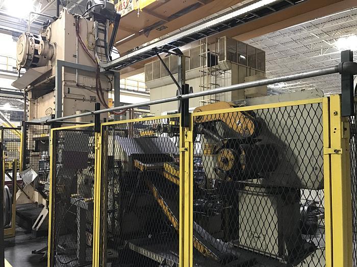 """300 ton Danly 72""""x42"""" SSDC Press"""