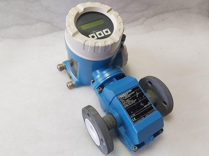 Gebraucht Endress und Hauser Promag P 50P25-EA0A1AA0A4AA