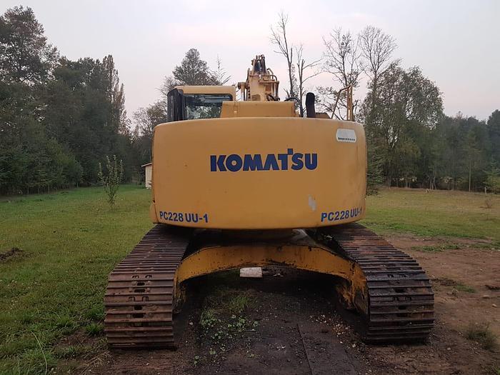 1997 KOMATSU PC228UU 1
