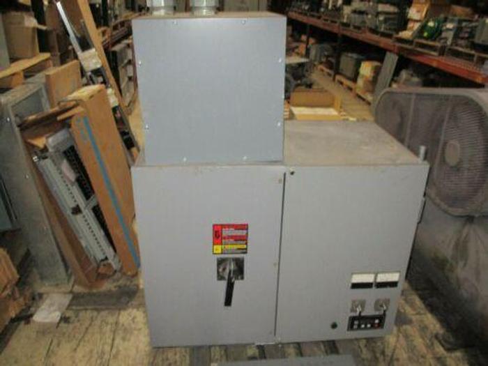Used Benshaw NGIDCBRSM6B-600A-460-1