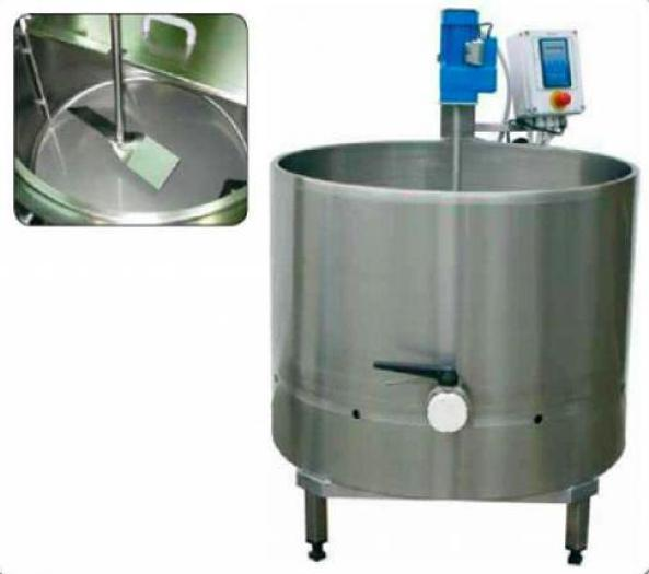 Cheese Kettle SKG100 - 1000 (Gas)
