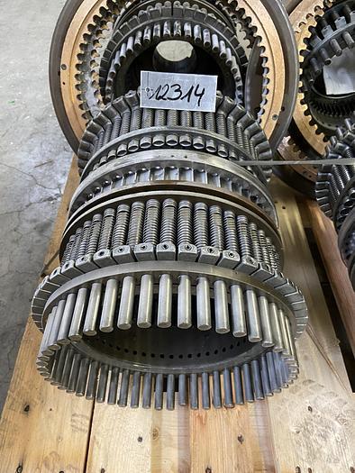 Gebraucht gebr. Prägeeinsatz für Uniplast 160-C Abmessungen: ca. 17 x 10 mm, Form: oval