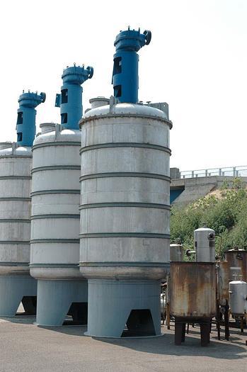 Reattore / miscelatore OFFREDI da 23000 Litri