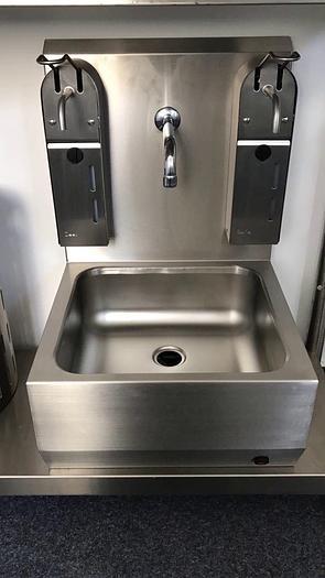 Edelstahl-Handwaschbecken NEU!!!