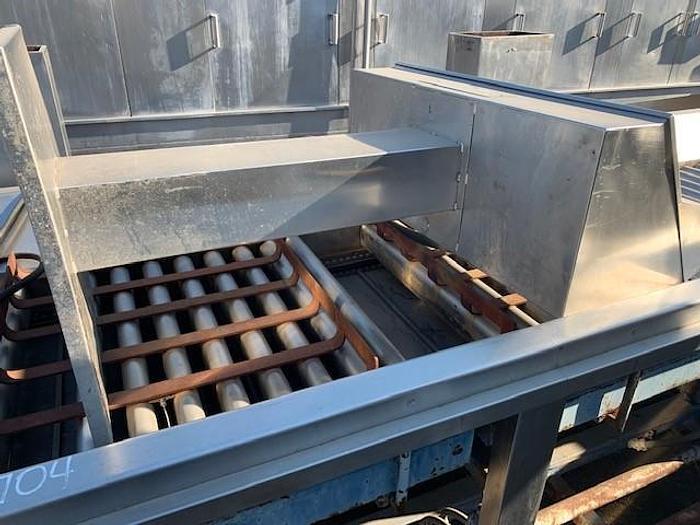 Pitco Mastermatic Oil Fryer