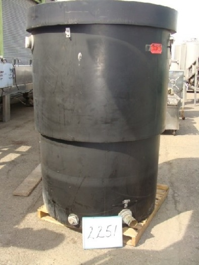 Delta Plastic Cooling Tower Cooling Tower Tank #2251