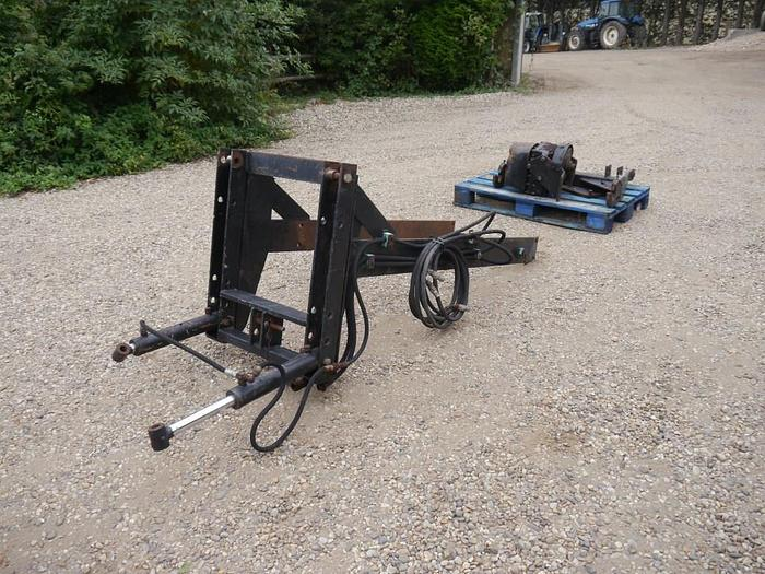 Used Ford 6640 Front Linkage & PTO