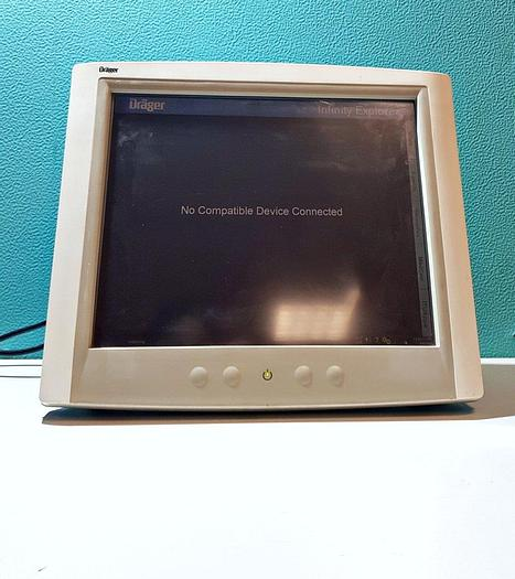 Gebraucht Dräger / Advantech POC-174 Monitor