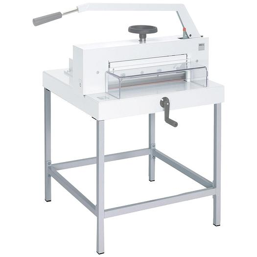 Brand New IDEAL 4705 / 4700 Heavy Duty Guillotine Floor-Stand