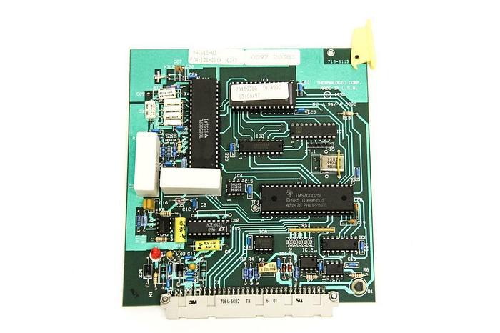 Used Thermalogic 121-201X 0397 Temperature Controller PCB Board RA2015-03 (5250)