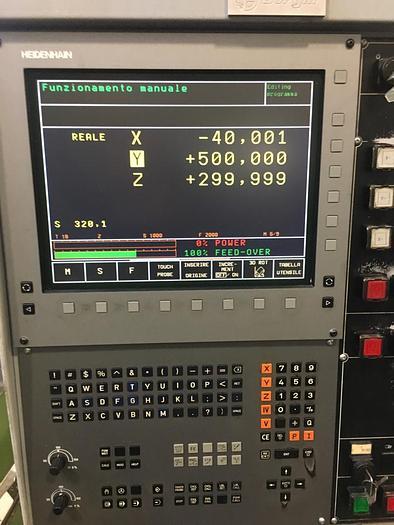 Usata 1999 Sachman T10/HS