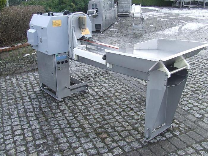 Używane BAADER 66 - Maszyna do skórowania filetów śledzia