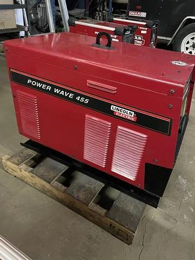 Used Lincoln Powerwave 455