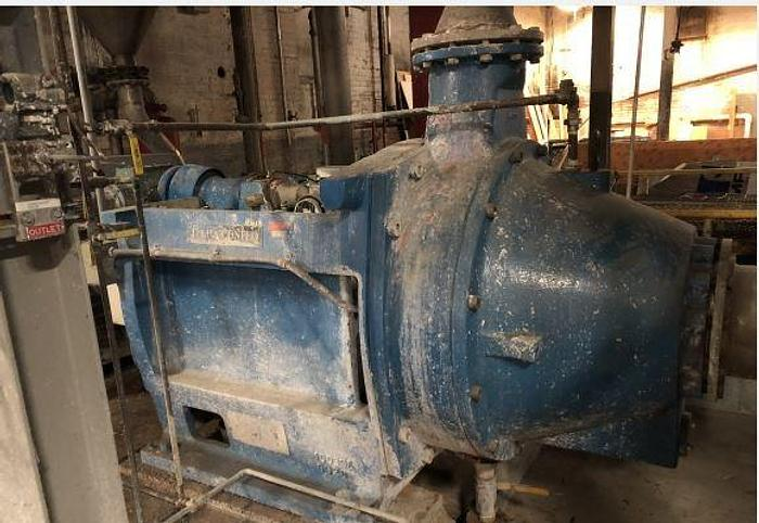 Used SUNDS MDL JC-03 CONICAL REFINER