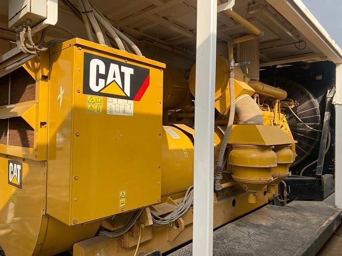 Used Caterpillar 3512B generators