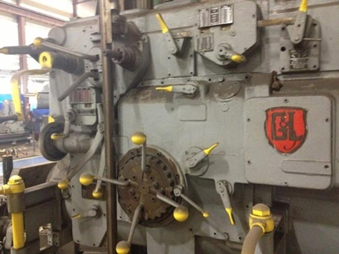 "5"" GIDDINGS & LEWIS 350F FLOOR TYPE HBM, 12'x, 11'y, 1955"
