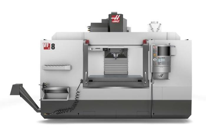 2018 HAAS F-8/40, NEW, FULL 4TH, WIPS-R
