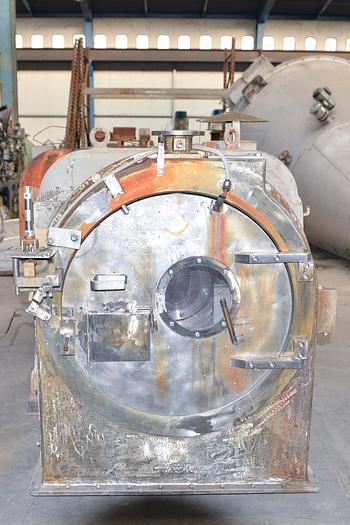 Usata Centrifuga pusher Escher Wyss P-5