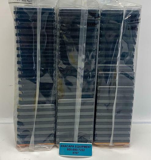 Corning Costar Assay Plate, 96 Well, With Lid, Black, Lot of 60 NEW (8767)W