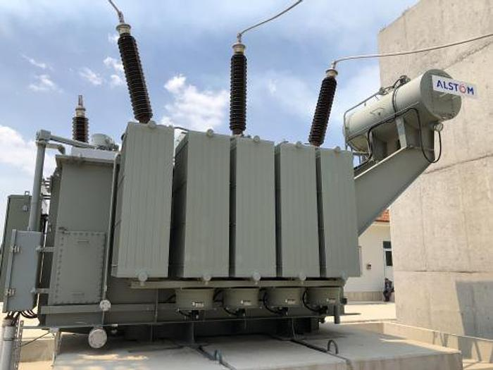 82.0 MW 2016 Siemens SGT-A65 (Trent 60) Natural Gas Combined Cycle Power Plant