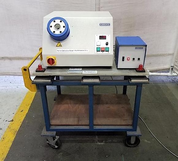 Used Erichsen Automatic Cup Testing Machine